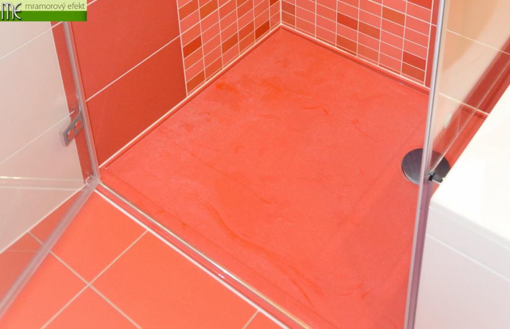 Sprchové vaničky na míru